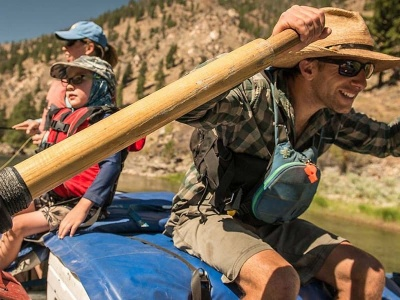 Kids and river trips - There is simply no better vacation with your kids.